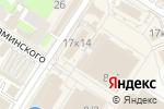 Схема проезда до компании ТоргИнвест ПЛЮС в Туле