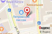 Схема проезда до компании Найс в Москве