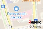 Схема проезда до компании Vip-Service в Москве