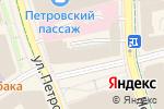 Схема проезда до компании Высшая школа знакомств Казачинского Сергея в Москве