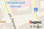 Схема проезда до компании АЛМАКС ПРАВО в Москве