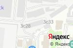 Схема проезда до компании Труботорг в Москве