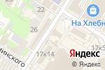 Схема проезда до компании Магазин посуды и хозяйственных товаров в Туле