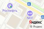 Схема проезда до компании Elitech в Москве