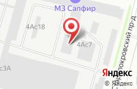 Схема проезда до компании Памино-Паркет в Москве