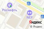 Схема проезда до компании Арт-Депо в Москве