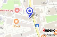 Схема проезда до компании ПТФ ПРОМСТРОЙМАТЕРИАЛЫ в Москве