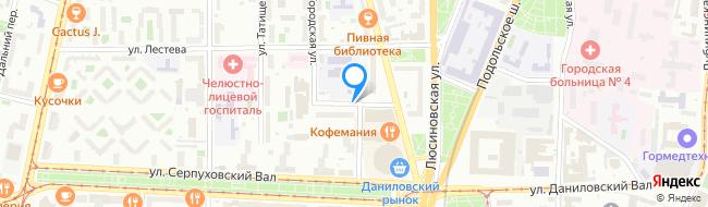 Самаринская улица