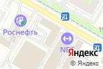 Схема проезда до компании Memory 24 в Москве