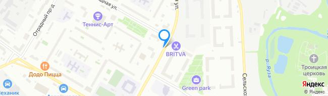 Олонецкая улица