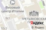 Схема проезда до компании SurfMania в Москве