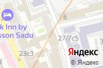 Схема проезда до компании Росатом в Москве