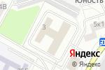 Схема проезда до компании Проспект Трейдгрупп в Москве