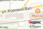 Схема проезда до компании Столица-Мед в Москве