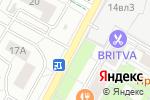 Схема проезда до компании Спутник-24 в Москве