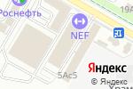 Схема проезда до компании ФРОНТСТЕП СНГ в Москве