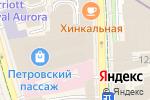 Схема проезда до компании Bosco Fiori в Москве
