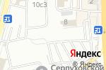 Схема проезда до компании 1Farkop.ru в Москве