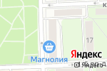 Схема проезда до компании My Swimwear в Москве