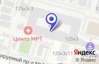 Схема проезда до компании ТФ МЕБЕЛЛИОН в Москве