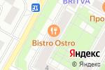 Схема проезда до компании Ивспецпошив в Москве