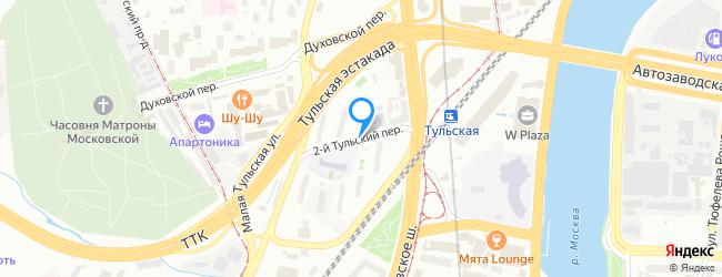 переулок Тульский 2-й