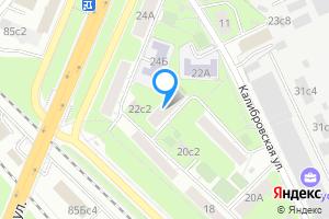 Двухкомнатная квартира в Москве м. Бутырская, Калибровская улица, 22А