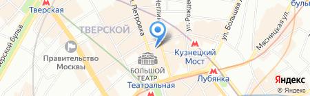 Dolce & Gabbana на карте Москвы