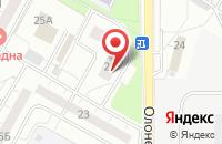 Схема проезда до компании Деловой Центр  в Москве