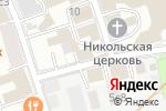 Схема проезда до компании ВИЗАВИ-М в Москве