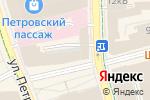 Схема проезда до компании Гражданский юрист в Москве
