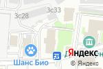 Схема проезда до компании Русское ЛЕВО в Москве