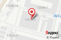 Схема проезда до компании Бирштрассе в Москве