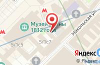 Схема проезда до компании Аркон-Карго в Москве