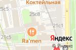 Схема проезда до компании Мострансавто в Москве