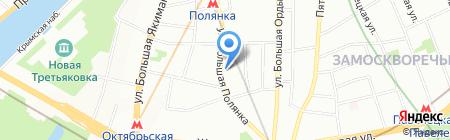 Forward Legal на карте Москвы