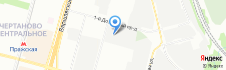 inФОРМАТ на карте Москвы