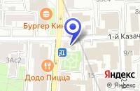 Схема проезда до компании КБ РЕСПУБЛИКАНСКИЙ РЕЗЕРВНЫЙ БАНК в Москве