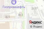 Схема проезда до компании Подарочные флешки в Москве