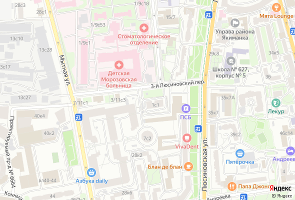 купить квартиру в ЖК Счастье в Замоскворечье