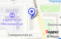 Схема проезда до компании ЛОМБАРД ЮНИРАС в Москве