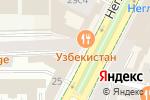 Схема проезда до компании Посев в Москве