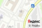 Схема проезда до компании Мясной пир в Москве