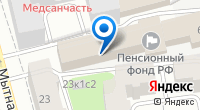 Компания Главное Управление Пенсионного фонда РФ №10 г. Москвы и Московской области на карте
