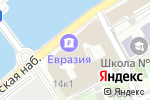 Схема проезда до компании Коммерцбанк (Евразия) в Москве