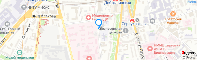 переулок Добрынинский 1-й