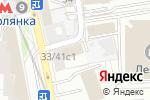 Схема проезда до компании Отдел МВД России по району Якиманка г. Москвы в Москве