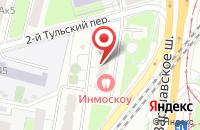 Схема проезда до компании Тон в Москве