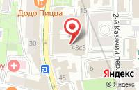 Схема проезда до компании Эль Модуль Групп в Москве