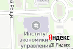 Схема проезда до компании Международная академия бизнеса и управления в Москве